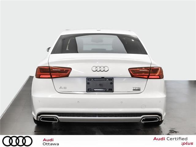 2017 Audi A6 2.0T Progressiv (Stk: 51420A) in Ottawa - Image 4 of 22
