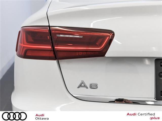 2017 Audi A6 2.0T Progressiv (Stk: 51420A) in Ottawa - Image 5 of 22