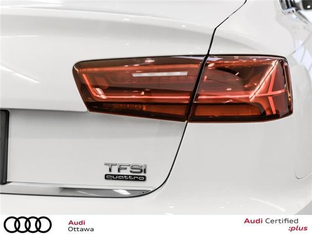 2017 Audi A6 2.0T Progressiv (Stk: 51420A) in Ottawa - Image 6 of 22