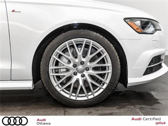 2017 Audi A6 2.0T Progressiv (Stk: 51420A) in Ottawa - Image 10 of 22