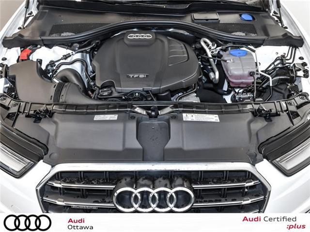 2017 Audi A6 2.0T Progressiv (Stk: 51420A) in Ottawa - Image 12 of 22