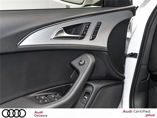 2017 Audi A6 2.0T Progressiv (Stk: 51420A) in Ottawa - Image 13 of 22