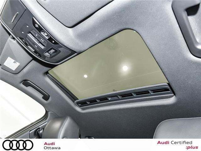 2017 Audi A6 2.0T Progressiv (Stk: 51420A) in Ottawa - Image 14 of 22
