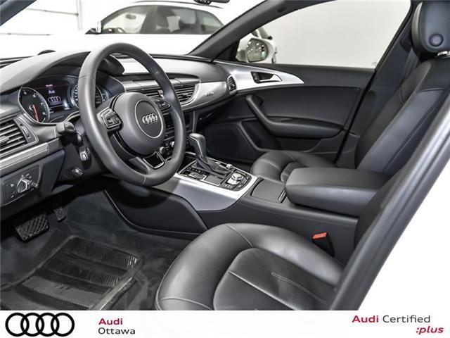 2017 Audi A6 2.0T Progressiv (Stk: 51420A) in Ottawa - Image 15 of 22