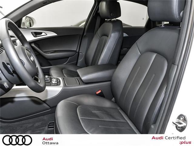 2017 Audi A6 2.0T Progressiv (Stk: 51420A) in Ottawa - Image 16 of 22