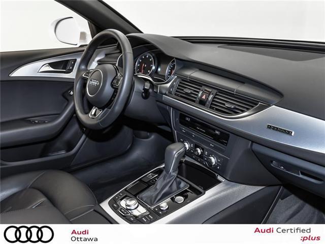 2017 Audi A6 2.0T Progressiv (Stk: 51420A) in Ottawa - Image 18 of 22