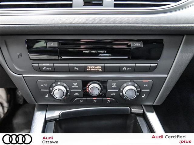 2017 Audi A6 2.0T Progressiv (Stk: 51420A) in Ottawa - Image 21 of 22