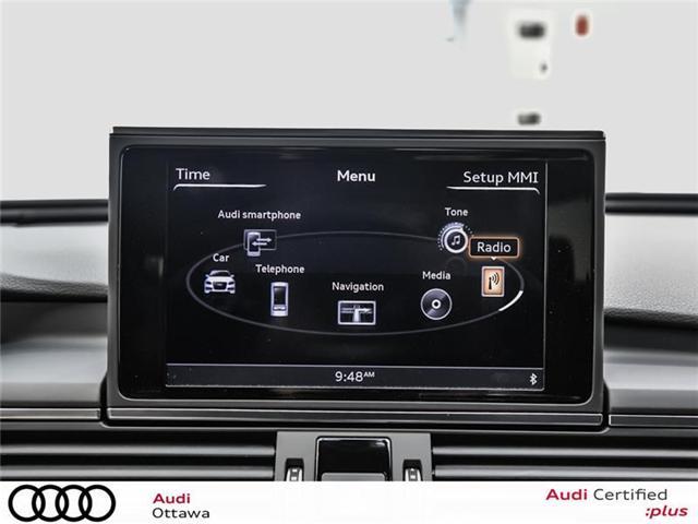 2017 Audi A6 2.0T Progressiv (Stk: 51420A) in Ottawa - Image 22 of 22