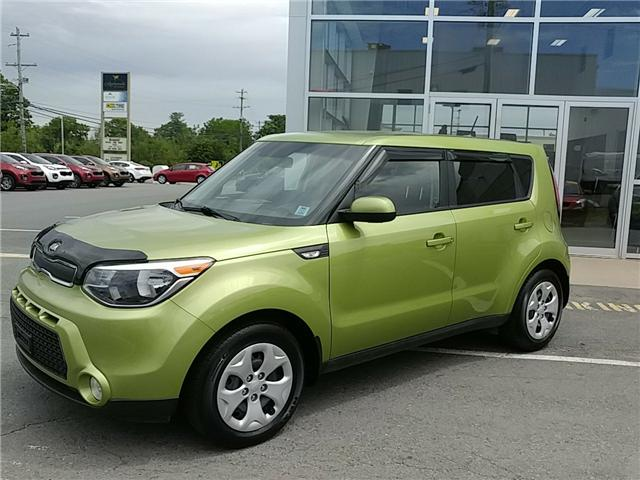 2014 Kia Soul LX (Stk: U0266) in New Minas - Image 1 of 18