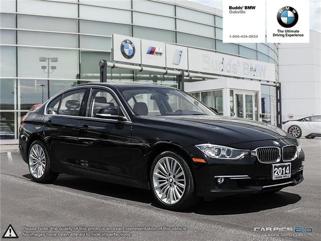 2014 BMW 328i xDrive (Stk: DB5309) in Oakville - Image 1 of 24