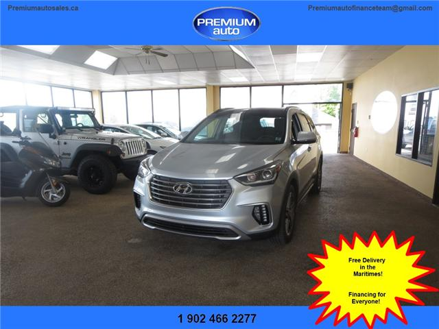 2017 Hyundai Santa Fe XL Luxury (Stk: 249878) in Dartmouth - Image 1 of 29
