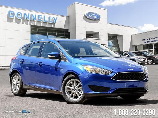 2018 Ford Focus SE (Stk: DR812) in Ottawa - Image 1 of 27