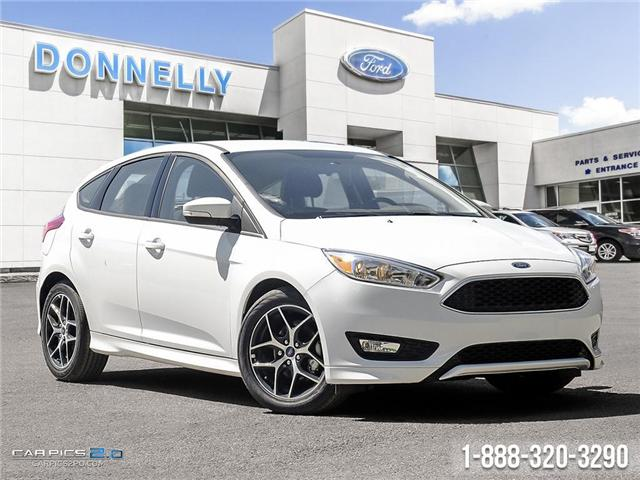 2018 Ford Focus SE (Stk: DR1158) in Ottawa - Image 1 of 27