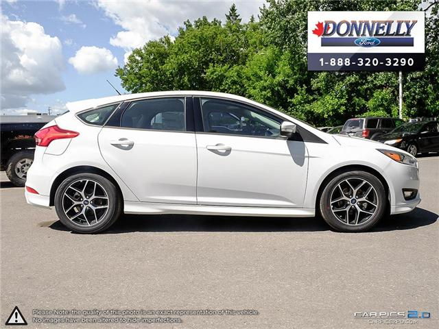2018 Ford Focus SE (Stk: DR1158) in Ottawa - Image 3 of 27