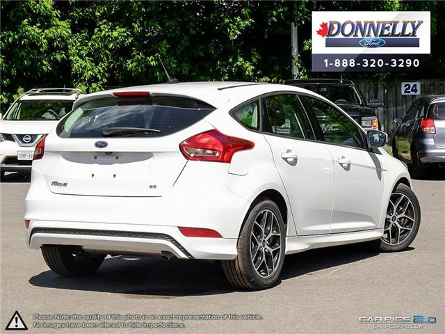 2018 Ford Focus SE (Stk: DR1158) in Ottawa - Image 4 of 27
