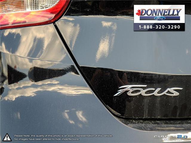 2018 Ford Focus SE (Stk: DR1041) in Ottawa - Image 12 of 27
