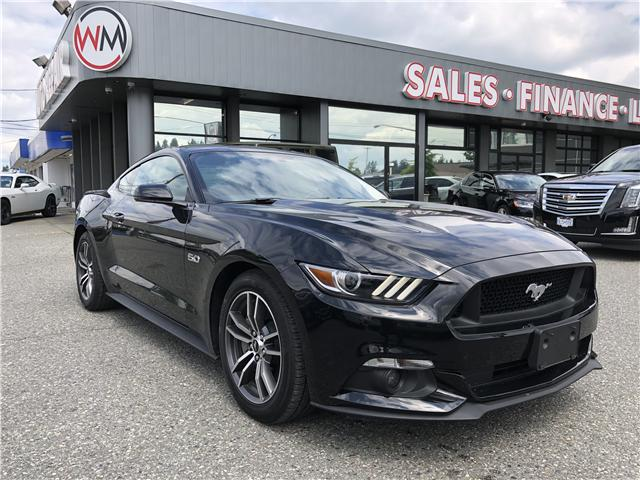 2017 Ford Mustang GT Premium (Stk: 17-327561) in Abbotsford - Image 1 of 15