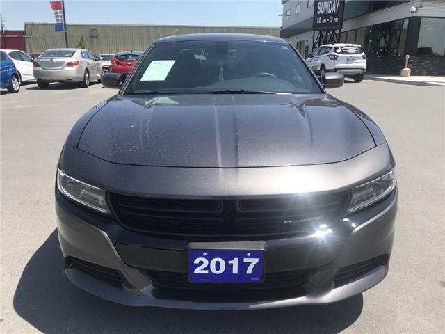 2017 Dodge Charger SXT (Stk: 18212) in Sudbury - Image 2 of 14