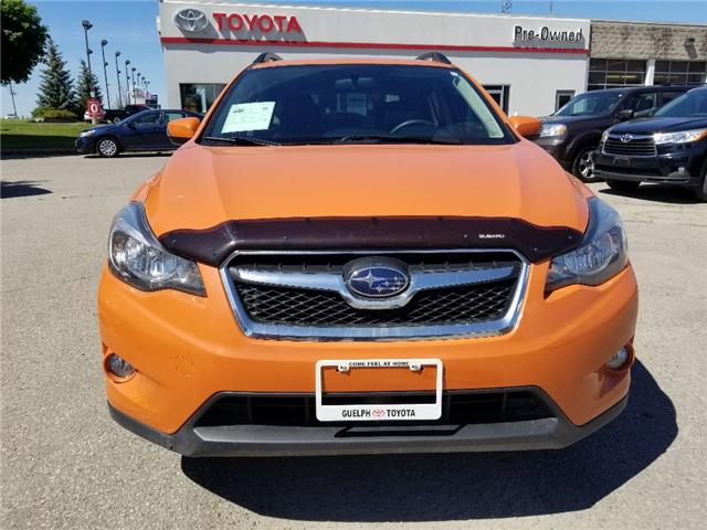 2015 Subaru XV Crosstrek Limited Package (Stk: u00716) in Guelph - Image 2 of 30