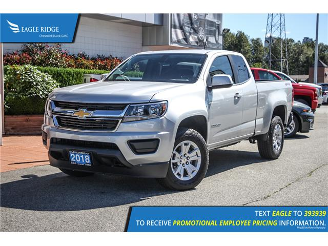 2018 Chevrolet Colorado LT (Stk: 86059A) in Coquitlam - Image 1 of 13