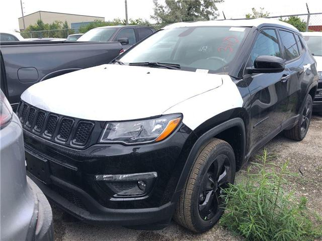 2018 Jeep Compass North (Stk: JT324176) in Mississauga - Image 1 of 5