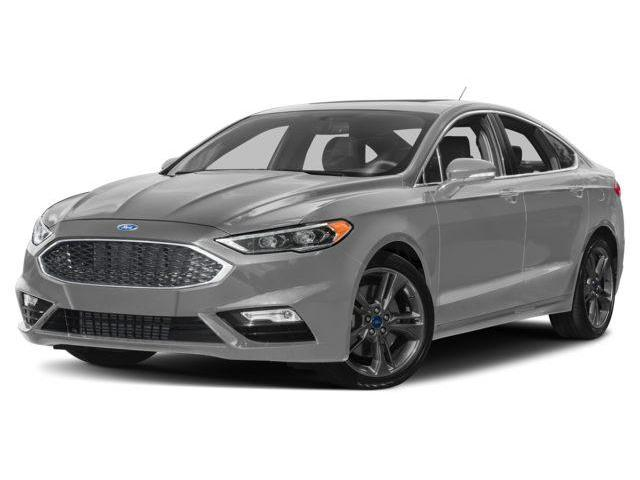 2018 Ford Fusion V6 Sport (Stk: 8FU7038) in Surrey - Image 1 of 9