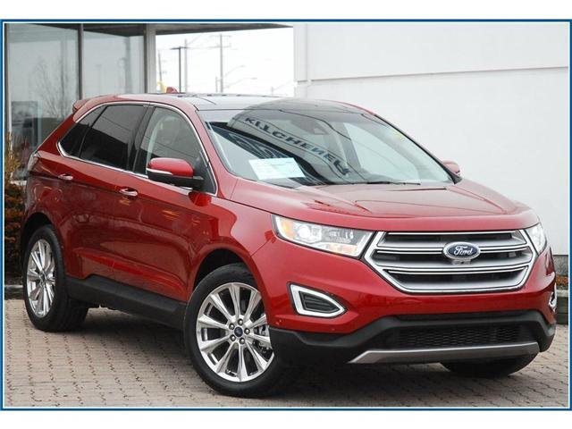 2017 Ford Edge Titanium (Stk: 144490J) in Kitchener - Image 2 of 22