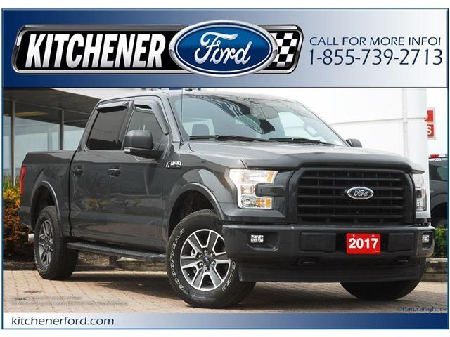 2017 Ford F-150 XLT (Stk: 8F2600A) in Kitchener - Image 1 of 19