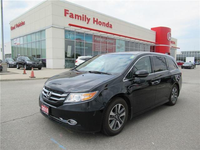 2015 Honda Odyssey Touring, FULLY LOADED!! (Stk: 8508216A) in Brampton - Image 1 of 22