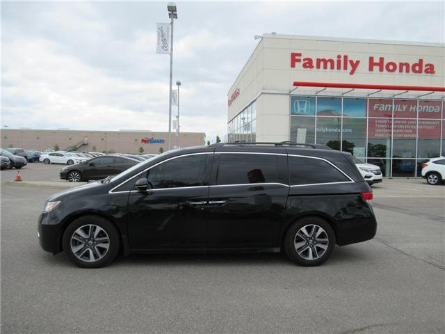 2014 Honda Odyssey Touring, FULLY LOADED! WOW (Stk: 9500096A) in Brampton - Image 2 of 25