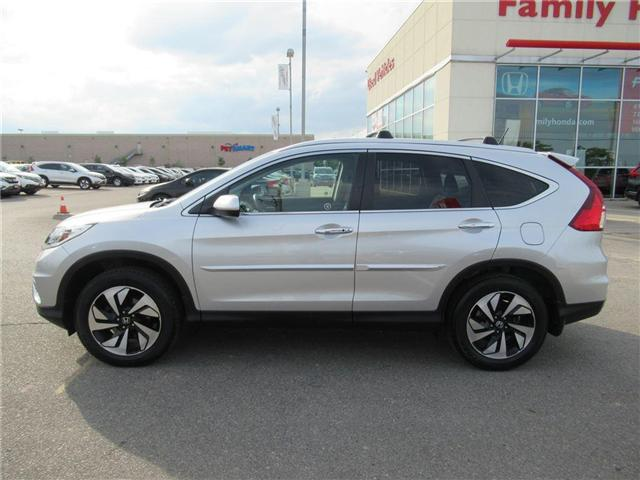2016 Honda CR-V Touring, FULLY LOADED! WITH EXTRAS! (Stk: 8132667A) in Brampton - Image 2 of 28