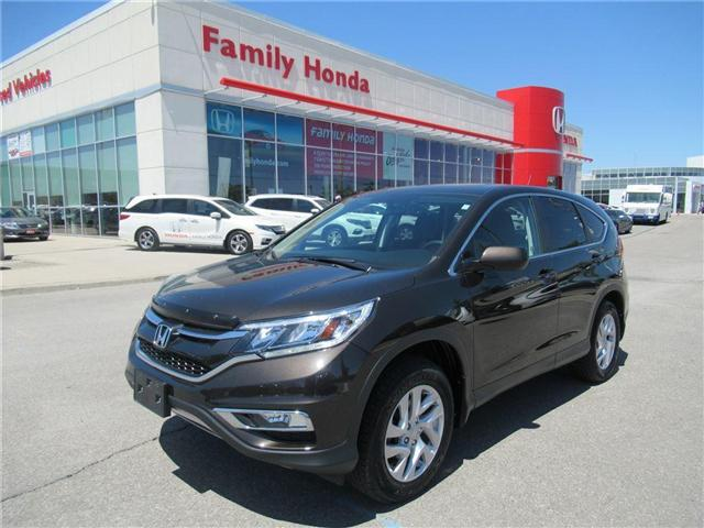 2016 Honda CR-V EX, SUCH LOW KMS! WOW (Stk: 8125635A) in Brampton - Image 1 of 29
