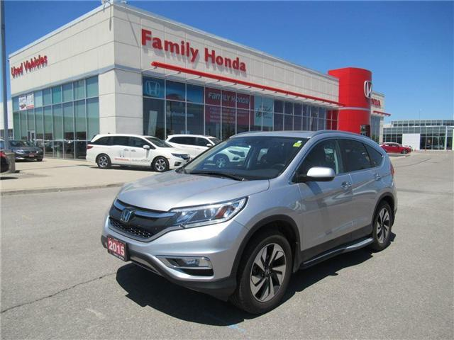 2015 Honda CR-V Touring, FULLY LOADED! GREAT VALUE (Stk: 8500038A) in Brampton - Image 1 of 29