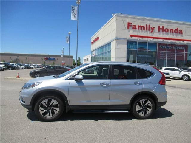 2015 Honda CR-V Touring, FULLY LOADED! GREAT VALUE (Stk: 8500038A) in Brampton - Image 2 of 29