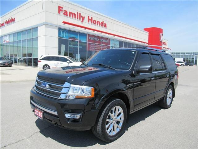 2015 Ford Expedition Limited, FULLY LOADED! WOW! (Stk: 8503606A) in Brampton - Image 1 of 30