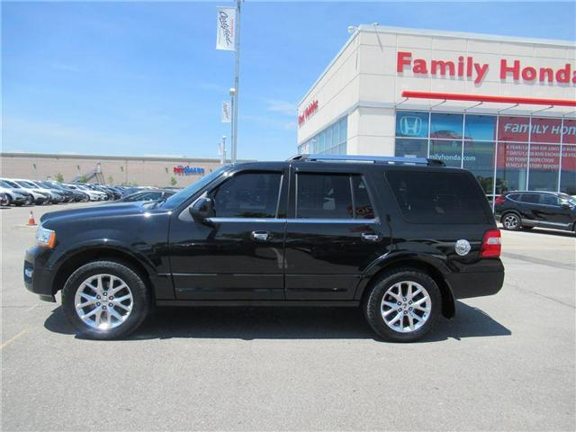 2015 Ford Expedition Limited, FULLY LOADED! WOW! (Stk: 8503606A) in Brampton - Image 2 of 30