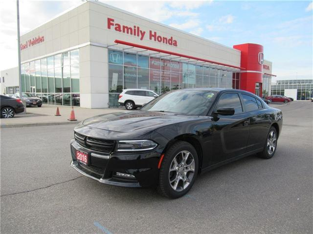 2016 Dodge Charger SXT, WOW!! JAW DROPPER! (Stk: 8805976A) in Brampton - Image 1 of 24