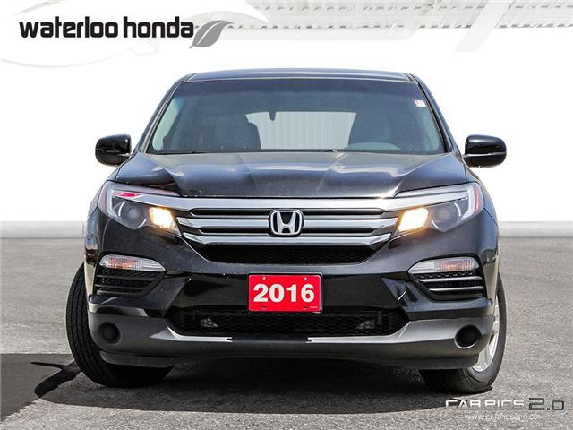 2016 Honda Pilot LX (Stk: H3867A) in Waterloo - Image 2 of 28