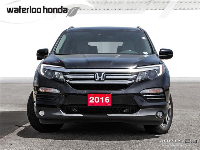 2016 Honda Pilot EX-L Navi (Stk: U4021) in Waterloo - Image 2 of 28