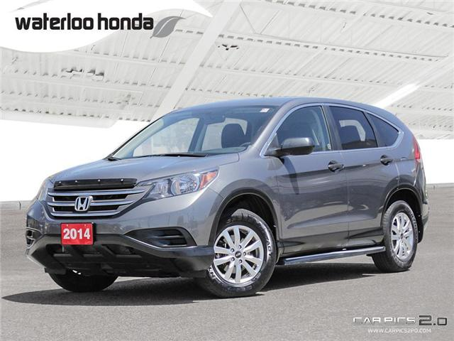 2014 Honda CR-V LX (Stk: U4007) in Waterloo - Image 1 of 28