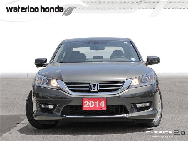 2014 Honda Accord EX-L (Stk: U4020) in Waterloo - Image 2 of 28
