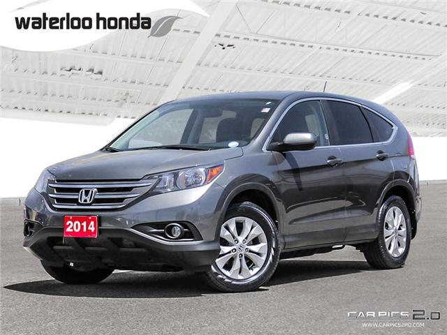 2014 Honda CR-V EX-L (Stk: U4017) in Waterloo - Image 1 of 28
