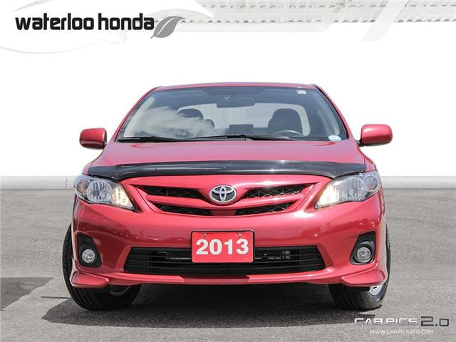 2013 Toyota Corolla S (Stk: H3794A) in Waterloo - Image 2 of 28