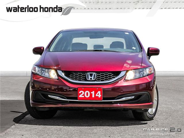 2014 Honda Civic LX (Stk: U3963) in Waterloo - Image 2 of 28