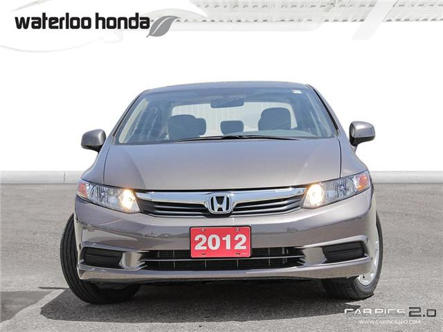 2012 Honda Civic EX (Stk: U3966) in Waterloo - Image 2 of 28