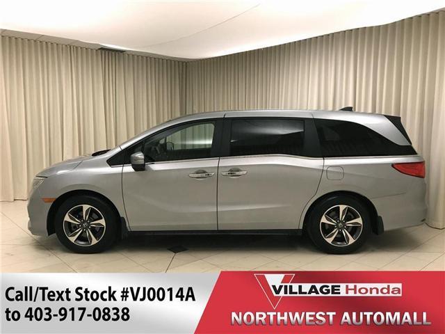2018 Honda Odyssey EX (Stk: VJ0014A) in Calgary - Image 2 of 30