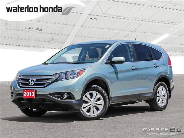 2013 Honda CR-V EX (Stk: H3841A) in Waterloo - Image 1 of 28