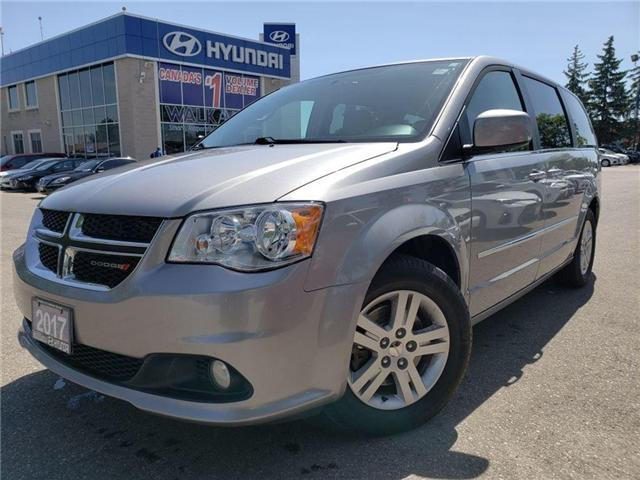 2017 Dodge Grand Caravan Crew Plus-Navi-Leather GREAT DEAL..!! (Stk: OP9812) in Mississauga - Image 1 of 23