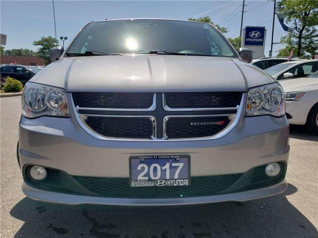 2017 Dodge Grand Caravan Crew Plus-Navi-Leather GREAT DEAL..!! (Stk: OP9812) in Mississauga - Image 2 of 23