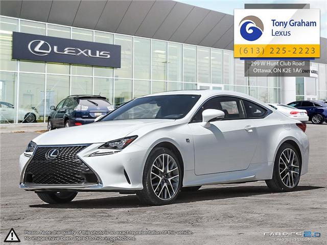 2018 Lexus RC 350 Base (Stk: P7956) in Ottawa - Image 1 of 24
